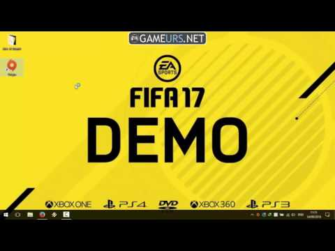 How to Download and Install FIFA 17 DEMO on PC for FREE