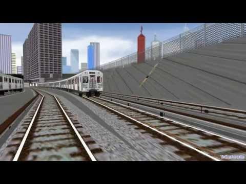 The TTC Subway Train System