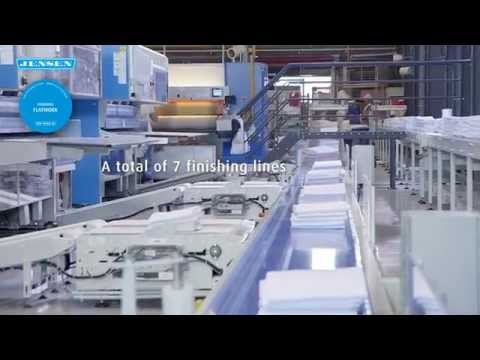 Efficient laundry management made by JENSEN in practice - at A&M Basse Meuse, Belgium