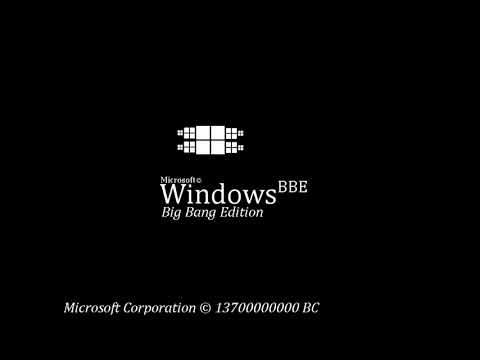 Windows Big Bang Edition (Windows Never Released)