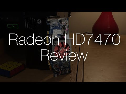 Radeon HD 7470 - HD Gaming Excellence For £15 ($20)?