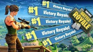 UNA VITTORIA REALE COME TANTE... | Fortnite Battle Royale