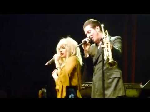 Lady Gaga & Brian Newman - Live at the House of Blues Boston (Part 1)
