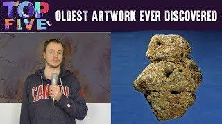 Top 5 Oldest Artwork Ever Discovered