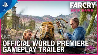 Far Cry New Dawn: World Premiere Gameplay Trailer | PS4