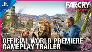 Far Cry New Dawn: World Premiere Gameplay Trailer | PS4