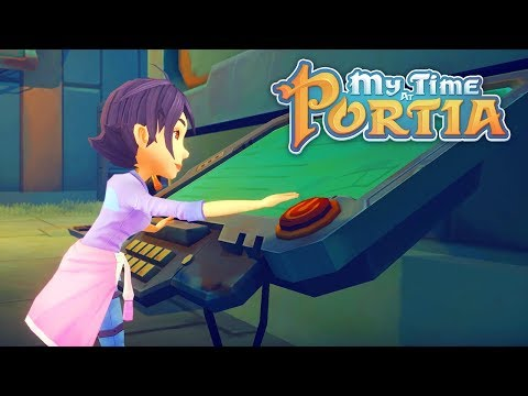 Adventures with Mali! - My Time at Portia (Alpha 7.0) – Part 188