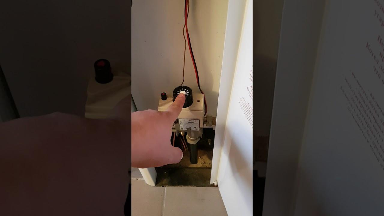Супер решение если тухнет фитиль на газовом котле