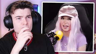 Belle Delphine Reacted To My Video..