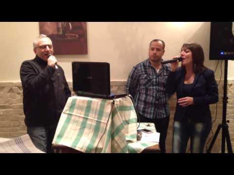 Serata Karaoke La Famiglia.18.01.14