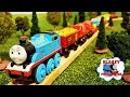 Thomas' LONGEST Freight Train Delivery | Thomas and Friends Wooden Railway Ep. 26