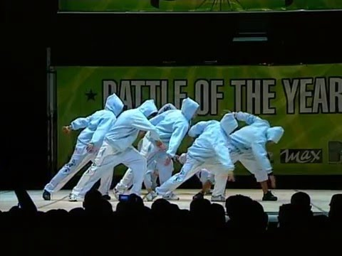 Danse Hip Hop Battle of the Year 2006
