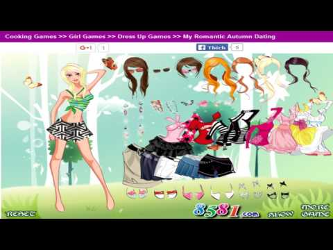 Free Online Dress Up Games for Girls -
