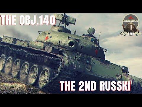 The Obj 140 Tier X Medium Series World of Tanks Blitz