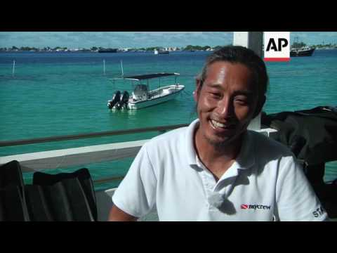 Marshall Islands impacted by climate change