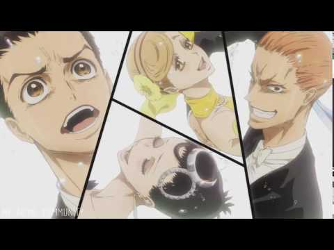 Welcome to the Ballroom - Ballroom e Youkoso AMV With 10% ROLL, 10% ROMANCE BY UNISON SQUARE GARDEN