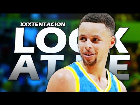 Stephen Curry MIX - Look at Me HD