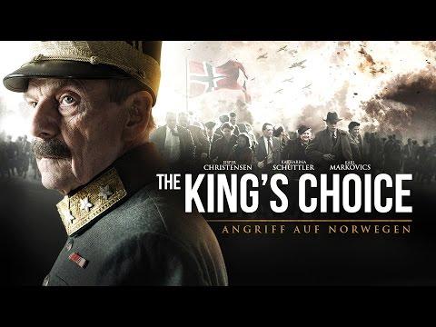 The King´s Choice - Angriff auf Norwegen | Trailer deutsch german HD | Kriegsfilm