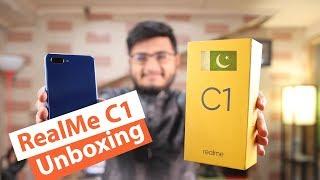 RealMe C1 Unboxing | 19 Hazar Main Mazay 🇵🇰🇵🇰🇵🇰🇵🇰