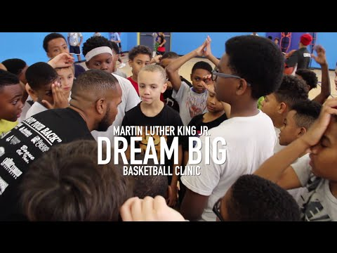 DREAM BIG: MLK Jr. Beast Basketball Clinic