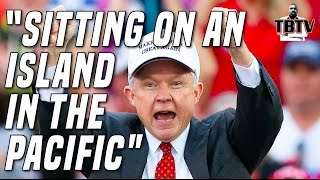 JEFF SESSIONS DOESN