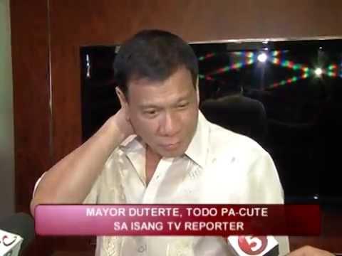 #NewsRoom5 | Kwela moments ni mayor Duterte, patok sa netizens