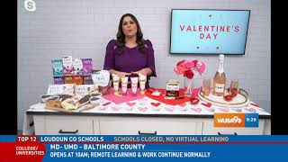 Valentine's Day Gift Ideas with Limor Suss and Great Day Washington!