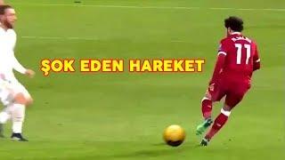 Muhammed Salah, Stadyumda Benzeri Görülmemiş Yeni Bir Yetenek İcat Etti..!!