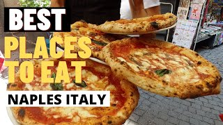 What To Eat In Naples Italy