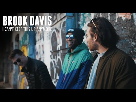 Brook Davis - I Can't Keep This Up Anymore (Official Music Video)