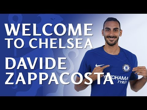 Davide Zappacosta is a Blue | Exclusive First Interview