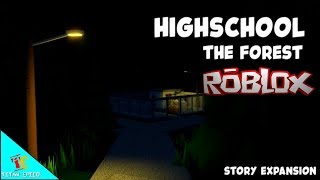 ROBLOX In Spanish High School The Forest, Obby Escaping the Dungeon and more games, live🔴