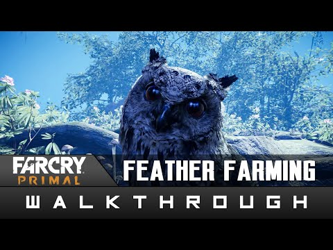 How to Get Feathers | Far Cry Primal