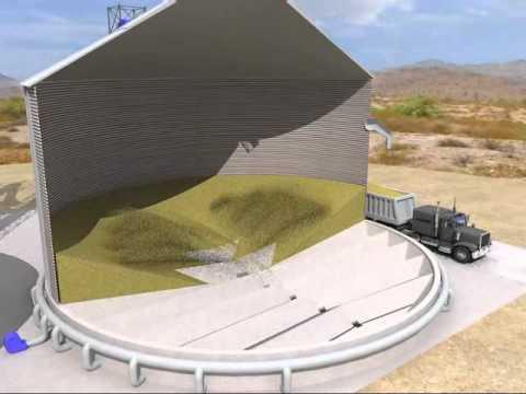 Fujairah Grain Storage Luft Canal