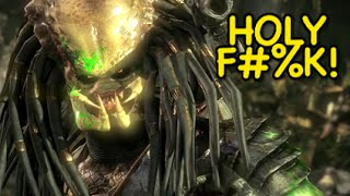 THIS MODAPH#%KA DANGEROUS!! [PREDATOR] [DLC] [GAMEPLAY!]