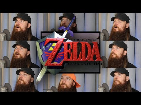 Zelda: Ocarina of Time - Title Theme Acapella *V2*