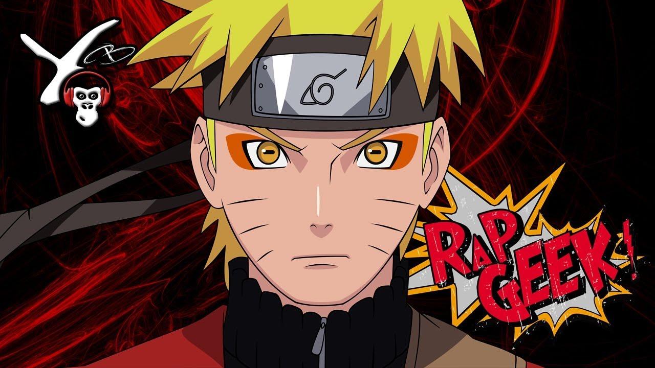RAP Anime #23 | Naruto Uzumaki Feat.Felícia Rock - Yuri