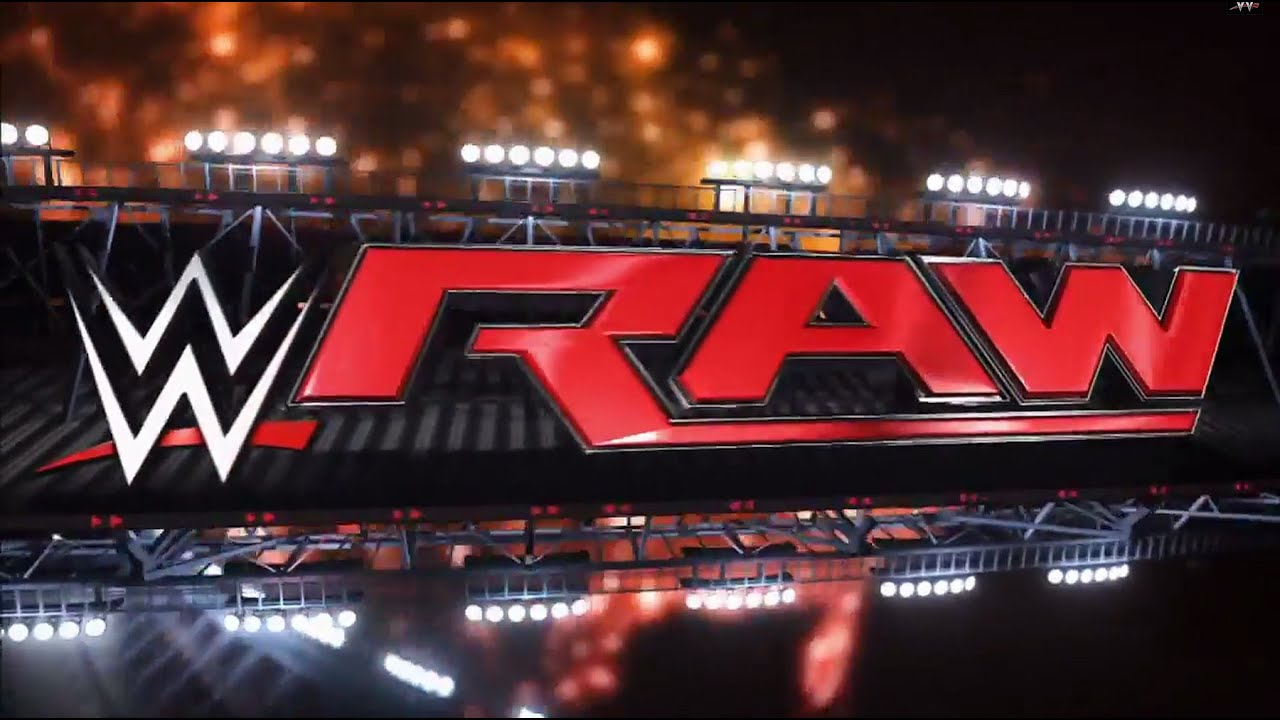 Wwe raw new entrance video 2016 hd youtube - Monday night raw images ...