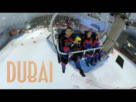 Dubai: Dolphins, Penguins and Skiing in the desert?! (Episode 3)