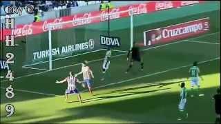 Video Gol Pertandingan Real Betis vs Atletico Madrid