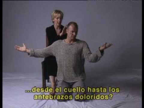Sting y Trudie Styler - Homenaje Derechos Humanos