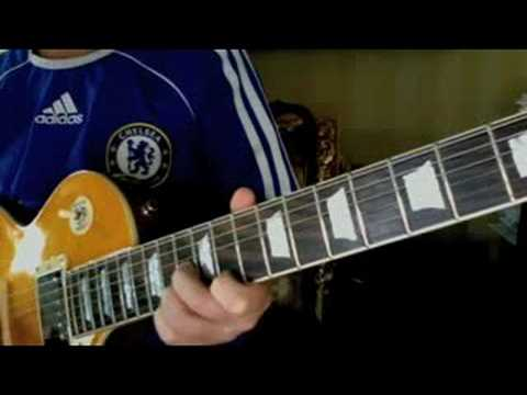 How To Play The Funeral By Band Of Horses Youtube