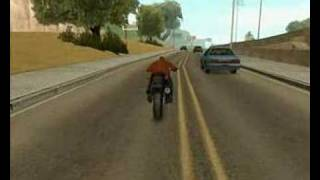 GTA San Andreas balfasz zsaruk