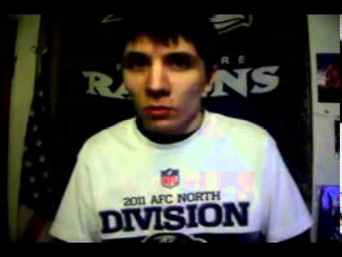 Baltimore Ravens Vs Houston Texans 2011-2012 NFL Playoffs! The Road To Superbowl 46