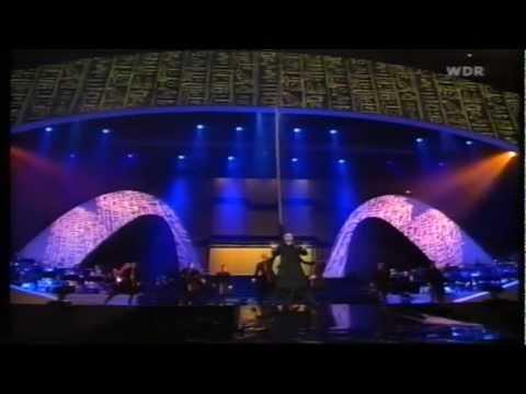 Aida Mix bei Best of Musical 2004