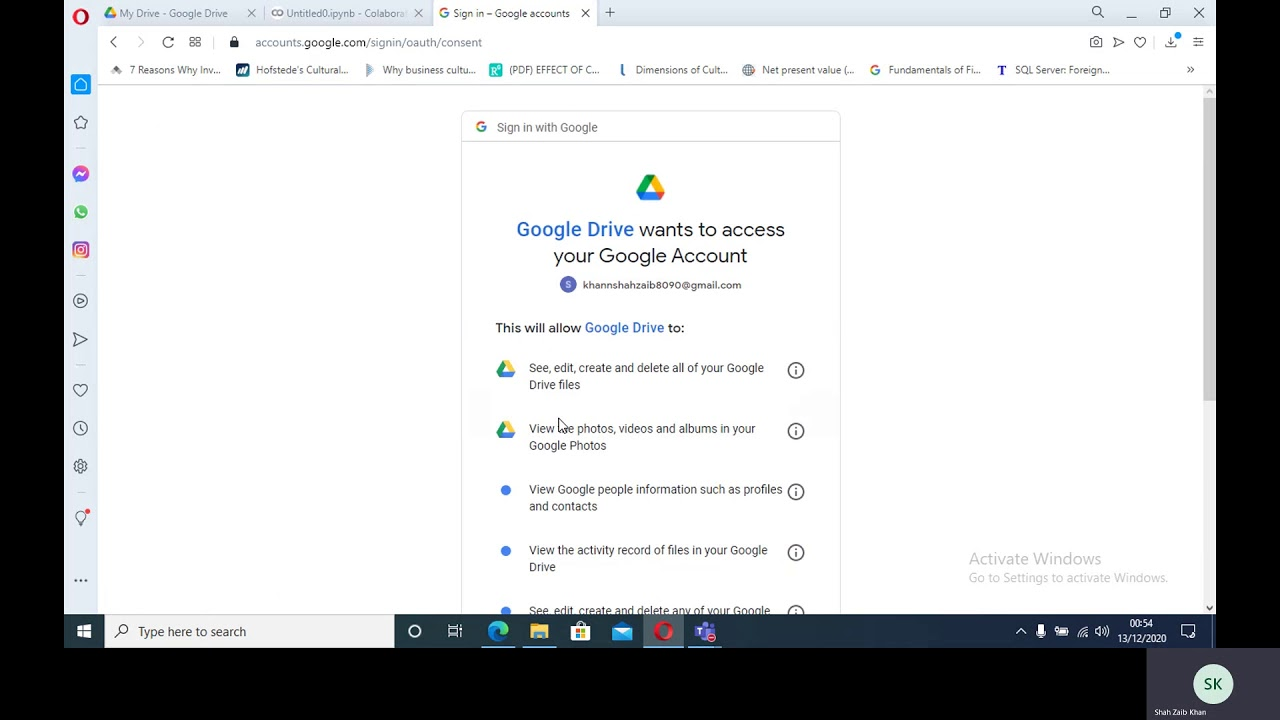 Download How to Import Files for Python in Google Colab