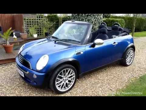Video Review Of 2007 Mini One Convertible For Sale Sdsc Specialist