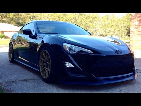 2015 scion fr s monogram full review start up exhaust youtube. Black Bedroom Furniture Sets. Home Design Ideas