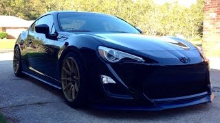 2015 Scion FR-S Monogram Full Review, Start Up, Exhaust