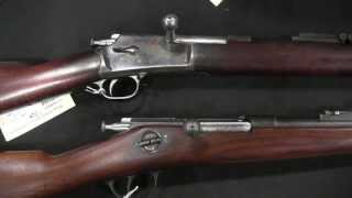 Winchester-Hotchkiss M1879 & M1883 Bolt Actions